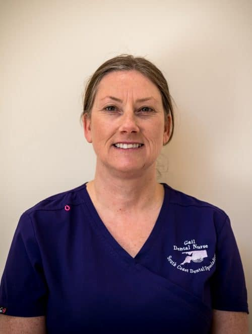 Gail Dental Nurse