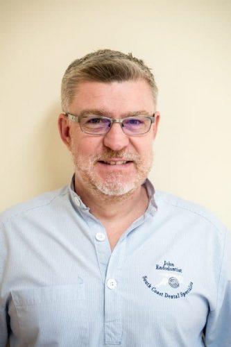 John Rhodes Specialist in Endodontics
